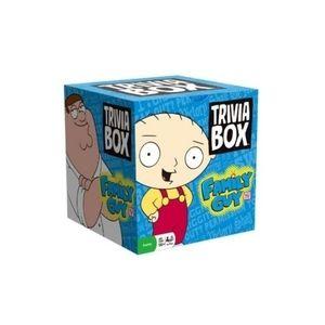 NIB Family Guy Trivia Box